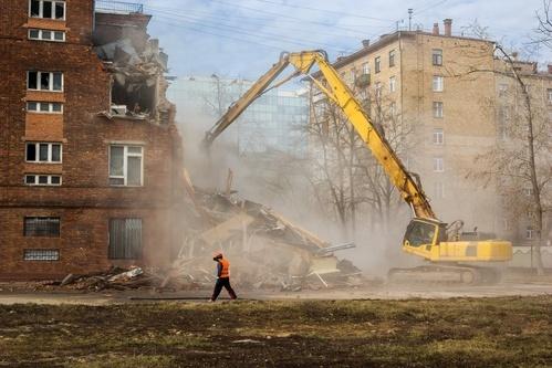 Проверки в строительном процессе. Принудительный снос.